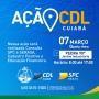 """""""CDL em Ação Itinerante"""" – 2ª edição será realizada no Pedra 90 e Jardim Industriário"""