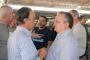 Diretores da CDL Cuiabá visitam instalação da 13ª edição da Caravana da Transformação