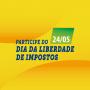 """CDL Jovem promove """"Dia da Liberdade de Imposto"""" em Cuiabá; Alguns estabelecimentos comerciais oferecerão descontos especiais"""