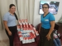 CDL Social faz visita a Lar de Idosos e doa caixas de leite arrecadados durante evento do e-social nos condomínios