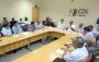 Setor produtivo recebe governador, senador e deputado eleitos para reunião realizada na CDL Cuiabá; Entidades de diversos setores do Estado também marcaram presença