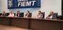 Debate sobre a Reforma da Lei do ICMS em MT foi realizado na capital; Presidente da CDL Cuiabá participou do evento