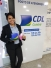 CDL Cuiabá - Colaboradora completa dez anos de trabalho e recebe homenagem