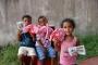 AÇÃO - CDL Social doa ovos de chocolate para crianças carentes do bairro Liberdade