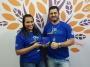 Colaboradora completa 5 anos de serviços prestados à CDL Cuiabá e recebe homenagem