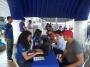 """CDL Cuiabá foi uma das parceiras da """"Ação Cívico-Social"""" realizada pela PM; Centenas de pessoas compareceram"""