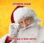"""Ainda dá tempo de participar da campanha """"Natal Premiado""""; Faça suas compras e concorra"""
