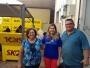 Moradores do Aterro Sanitário de Cuiabá recebem ceias de Natal da CDL Social e Pastoral Amor em Cristo
