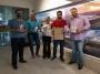COVID19 - Programa social da CDL Cuiabá doa termômetros para unidades de saúde de atendimento 24 horas