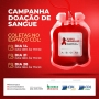 """""""JUNHO VERMELHO"""" - CDL Cuiabá realiza campanha de doação de sangue"""