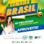 Movimento do Comércio é intensificado nos últimos dias de promoção da Semana Brasil